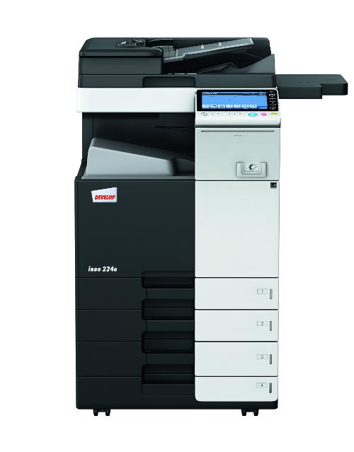 Ασπρόμαυρο εκτυπωτικό Develop 224e